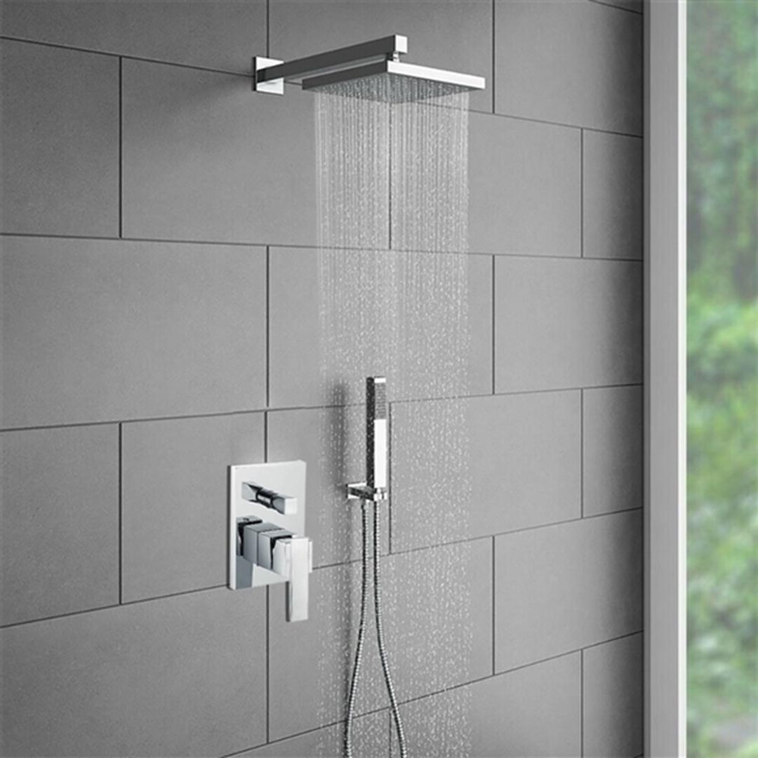 طرح های شگفت انگیز دوش برای حمام مجلل شما