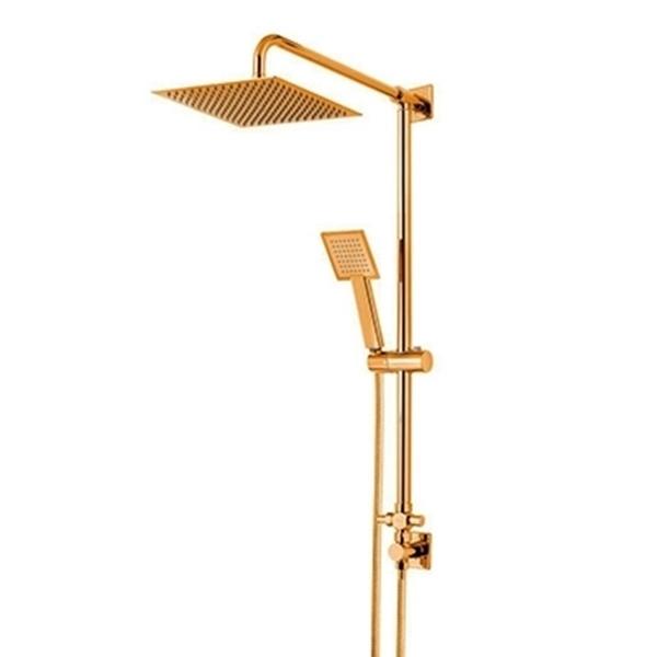 تصویر یونیورست استیل مدل فلت طلایی